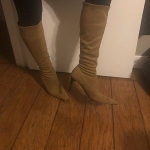 Shoes - Ladies suede boots
